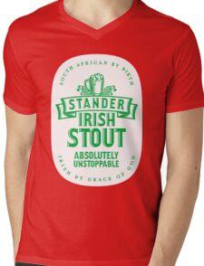 Stander Irish Stout Mens V-Neck T-Shirt