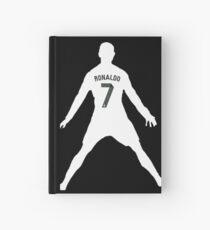 Cristiano Ronaldo Hardcover Journal