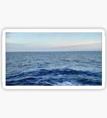 Ocean Horizon Sticker