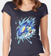 Primal Alpha Women's Fitted Scoop T-Shirt