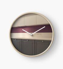 Simple Modern Kitchen Clock