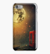 The Cosmic Call iPhone Case/Skin