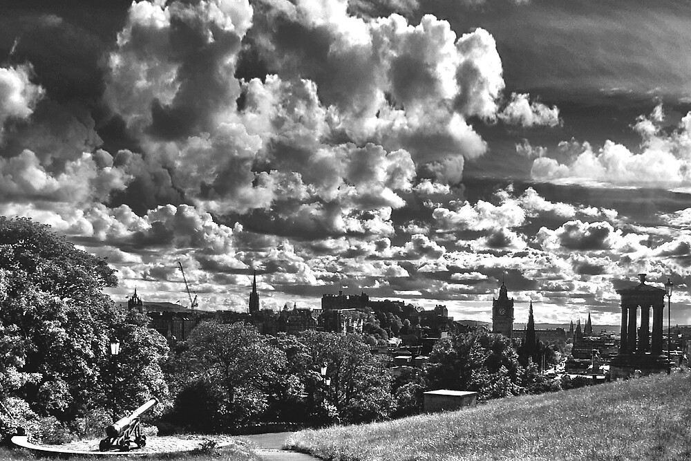 Beautiful City II by Chris Clark