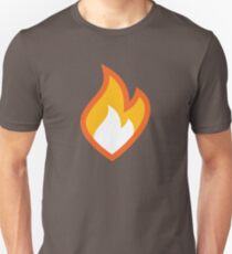 Flammable Unisex T-Shirt