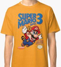 Camiseta clásica Mario 3