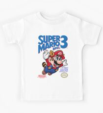 Mario 3 Kids Clothes