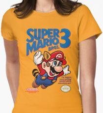 Camiseta entallada para mujer Mario 3