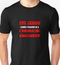 Evil Genius ... Chemical Engineer Unisex T-Shirt