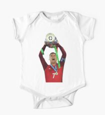 Cristiano Ronaldo Euro 2016 Champ Kids Clothes