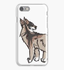 Ah, There She Is iPhone Case/Skin