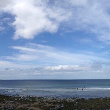Irish Surfing by csmarshall