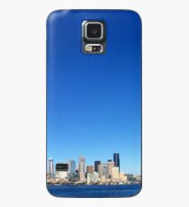 Cloudless Seattle Case/Skin for Samsung Galaxy