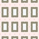 Soft Pinched Rectangles by Annie Webster