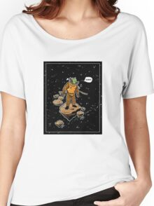 Astrozombie Women's Relaxed Fit T-Shirt