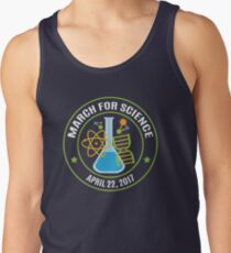 March for Science 2017 Tank Top