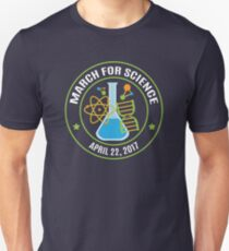 March for Science 2017 Unisex T-Shirt