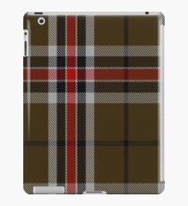Loch Ness District Tartan  iPad Case/Skin