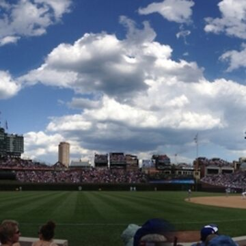 Spring at Wrigley by csmarshall