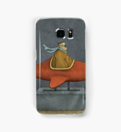 Road to Nowhere - Triptych Panel No. 3 Samsung Galaxy Case/Skin