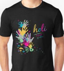 holi - festival of colors - muslim holiday T-Shirt