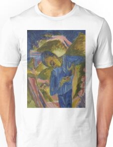 Ernst Ludwig Kirchner - Boy With Sweets 1918 Unisex T-Shirt