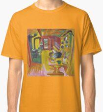 Ernst Ludwig Kirchner - Alpine Kitchen Classic T-Shirt