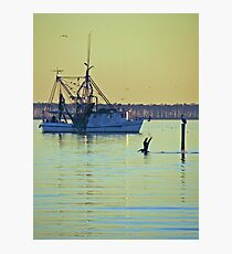 Calm Beauty Photographic Print