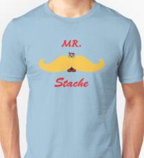Mr. Viking Stache T-Shirt