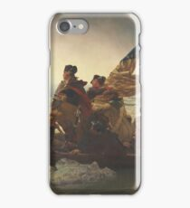 Emanuel Leutze - Washington Crossing The Delaware iPhone Case/Skin