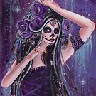Day of the dead dance of death by Renee L Lavoie by Renee Lavoie