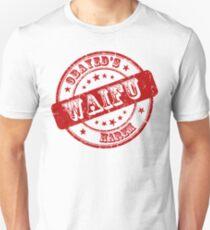 Obayed's Harem  Waifu Logo Unisex T-Shirt