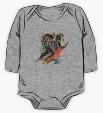 FIT SPRINTER Long Sleeve Baby One-Piece