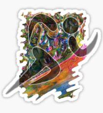 FITNESS RUNNER Sticker