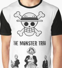 One Piece | Monster Trio  Graphic T-Shirt