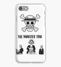 One Piece | Monster Trio  iPhone Case/Skin