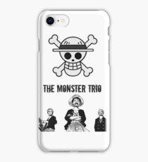 One Piece | Monster Trio  iPhone Case/Skin