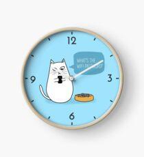 Reloj Wifi Cat