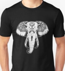 Elephant Tattooed Unisex T-Shirt