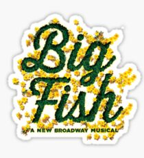 Big Fish the Musical Sticker