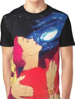 True Love - Cosmic Graphic T-Shirt