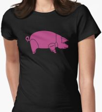 Pink Floyd David Gilmour Animals Design T-Shirt