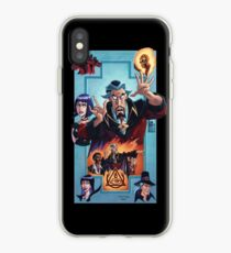 Venture Brothers - Doctor Orpheus iPhone Case