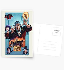 Venture Brothers - Doctor Orpheus Postcards