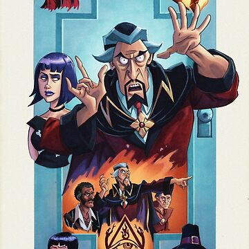 Venture Brothers - Doctor Orpheus by dngstudios