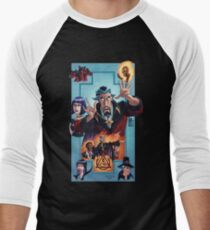 Venture Brothers - Doctor Orpheus Men's Baseball ¾ T-Shirt