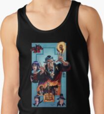 Venture Brothers - Doctor Orpheus Tank Top