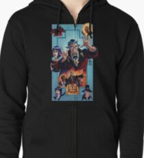 Venture Brothers - Doctor Orpheus Zipped Hoodie