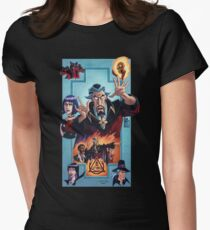 Venture Brothers - Doctor Orpheus Women's Fitted T-Shirt