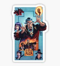 Venture Brothers - Doctor Orpheus Sticker