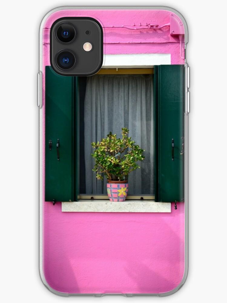 Plant Window iPhone 11 case
